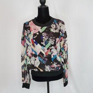 Rebecca Minkoff Small Multicolor Blouse